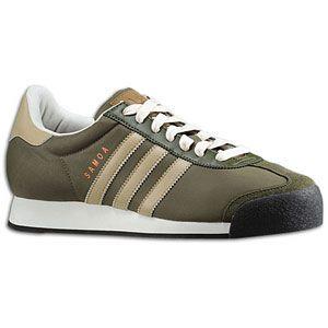 adidas Originals Samoa   Mens   Soccer   Shoes   Earth/Green Zest