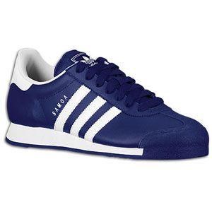 adidas Originals Samoa   Mens   Soccer   Shoes   Navy/White/White