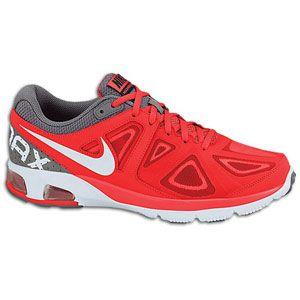 Nike Air Max Run Lite 4   Mens   Running   Shoes   Pimento/Cool Grey