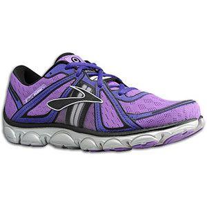 Brooks PureFlow   Womens   Running   Shoes   Neon Purple/Deep Blue