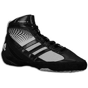 adidas Response III   Mens   Wrestling   Shoes   Black/Metallic