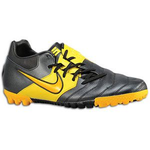 Nike Nike5 Bomba Pro   Mens   Soccer   Shoes   Black/Chrome Yellow