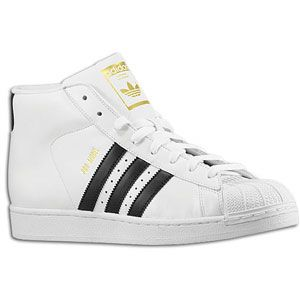 adidas Originals Pro Model   Mens   Basketball   Shoes   White/Black