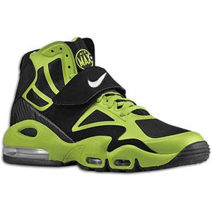 Nike Air Max Express   Mens   Black/Brilliant Green/White/Metallic
