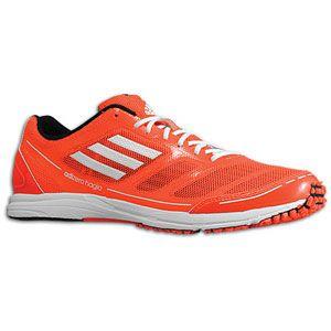 adidas adiZero Hagio   Mens   Track & Field   Shoes   Infrared/Black