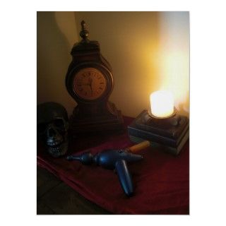 Steam Punk Ray Gun Still Life 04 Print