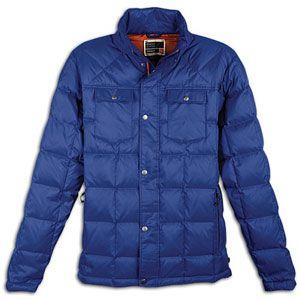 Quiksilver Ghost Tree Jacket   Mens   Casual   Clothing   Dark Blue