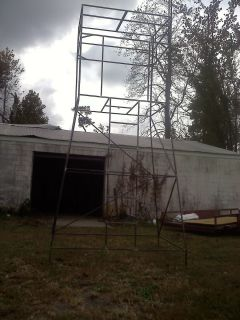 Deer Hunting Tower Stands