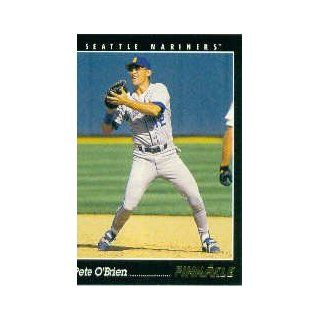 1993 Pinnacle #151 Pete OBrien Collectibles