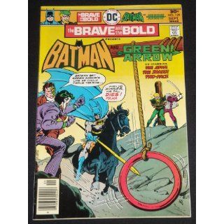 Brave and the Bold #129 Bronze Age Dc Comic Book Batman Joker Two face