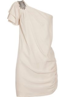 ALICE by Temperley Mini Milena washed silk dress   70% Off