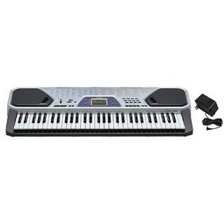 Casio CTK 481 Keyboard with Adapter & Song Books Musical