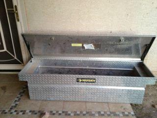 Husky Truck Bed Tool Box