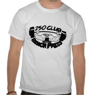 250 Club Bench Press Muscle / Tank T Shirt