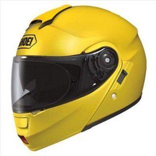 Shoei NEOTEC BRILLIANT YELLOW SIZESML MOTORCYCLE Full Face Helmet