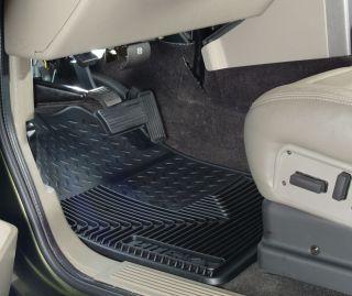 Husky Liner 51031 Black Front Heavy Duty Floor Mat
