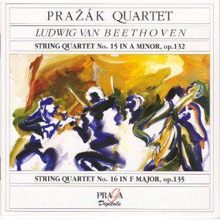 Beethoven String Quartets, Op. 132 & 135 Ludwig van