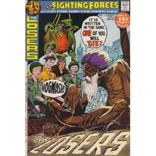 Our Fighting Forces #133 Back Issue Comic Book (Oct 1971