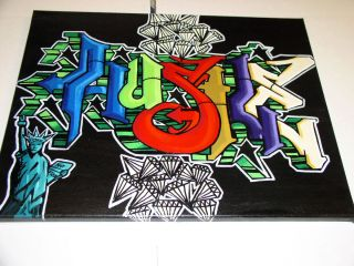 Graffiti Art by Strive One Hustle