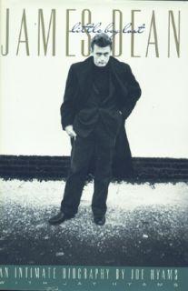 James Dean An Intimate Biography by Joe Hyams HC DJ 1st Ed 1992