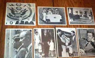 23 JFK John F Kennedy Trading Cards T C G