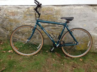 Vintage Cannondale Hybrid Bicycle Bike H 400 Used EXC COND Shimano