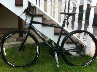 Trek 7 3 2012 Hybrid Bike