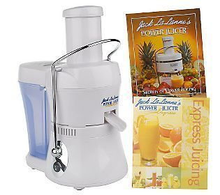 Jack Lalanne Power Juicer Express NIB