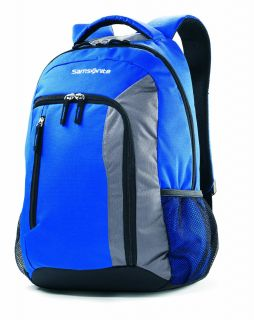New Student Camping Day Pack Samsonite Luggage Warwick Backpack Blue