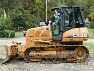 2003 CASE 850 BULLDOZER BULL DOZER CRAWLER CAT 6 WAY BLADE EXCAVATOR