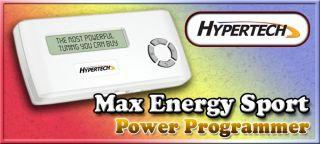 Hypertech Max Energy Sport Power Computer Chip Programmer 1 8 2 0 2 2