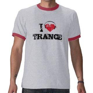 love techno t shirt