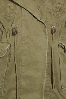 Étoile Isabel Marant Army style cotton parka