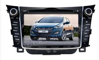 DVD Player Radio GPS Navi for Hyundai I30 2012 Elantra GT 2012