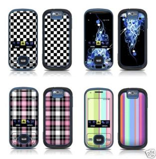 Samsung Exclaim M550 Skin Cover Case Decal