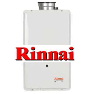 Rinnai Tankless Water Heater V53I Natural Gas Interior