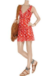 Missoni Grado crochet knit beach dress