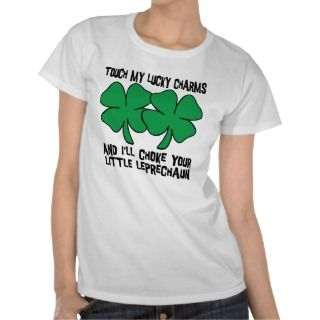 My Lucky Charms T Shirt