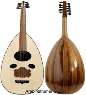 Professional Syrian Oud UD Lute Ibrahim Sukar Model 7
