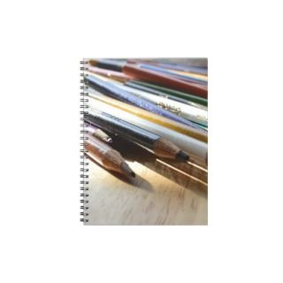 Colored Pencils Notebook