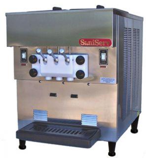Saniserv 501 22 Qt Twist Soft Serve Ice Cream Machine