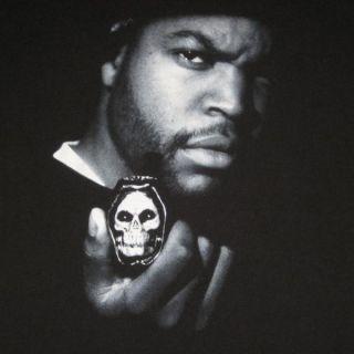 Vintage Ice Cube 1992 The Predator Promo T Shirt Rap OG