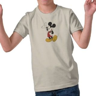 Disney Mickey & Friends Mickey Tshirt