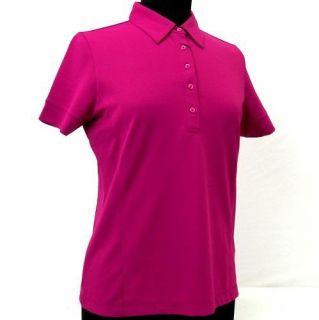 2011 Greg Norman Womens Fall Sample Sale Golf Polo G2F1K492 Three