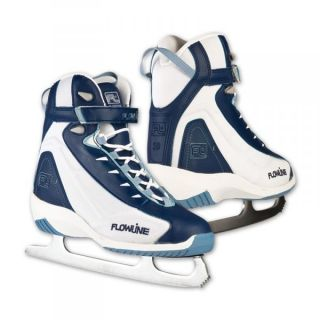 New Dr Soft Boot Womens Ladies Ice Figure Skates Sz 7 SK30