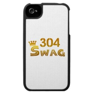 304 West Virginia Swag Case For The iPhone 4
