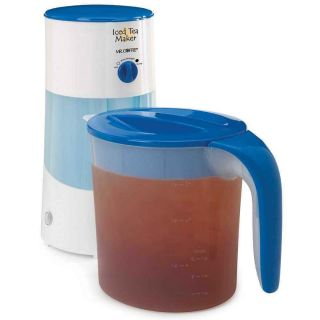 New Mr Coffee TM70 3 Quart Iced Tea Maker
