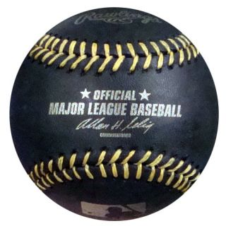 Ichiro Suzuki Autographed Signed MLB Black Baseball 31 Holo