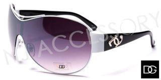 Brand New Aviator DG Eyewear Fashion Womens Sunglasses Metal Frame