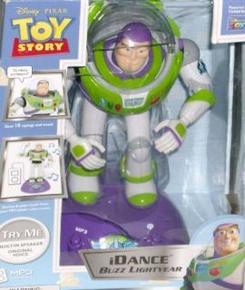 Electronic Toy Story Buzz Lightyear Idance  Speaker